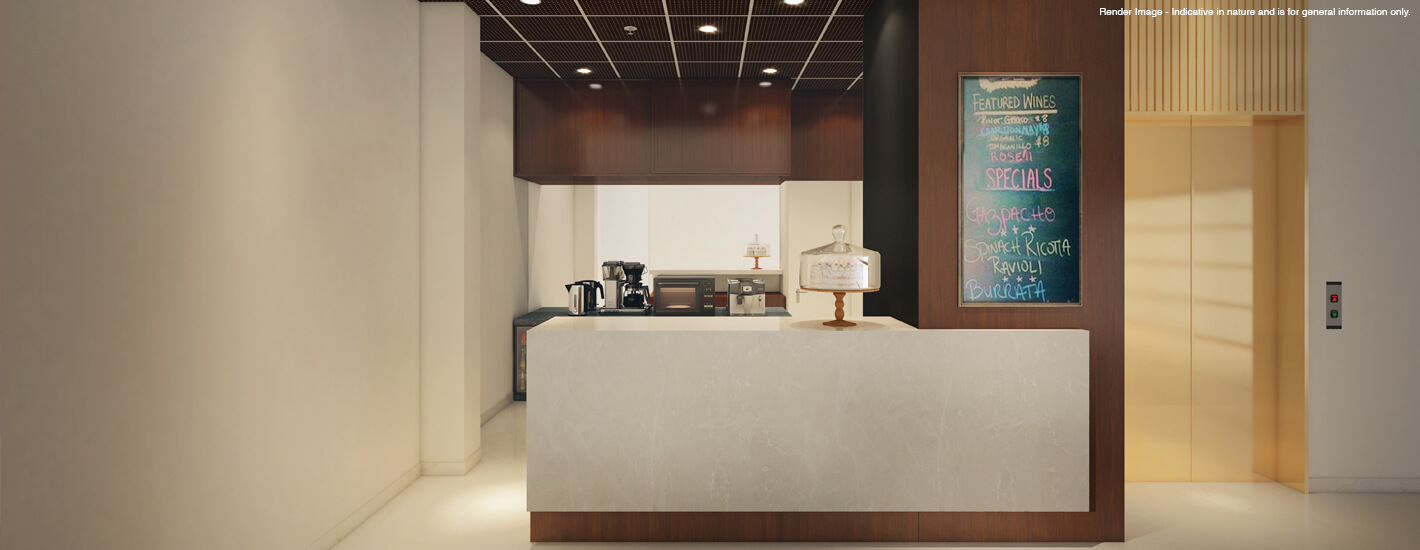Bistro at The Virtuoso Club and Serviced Residences
