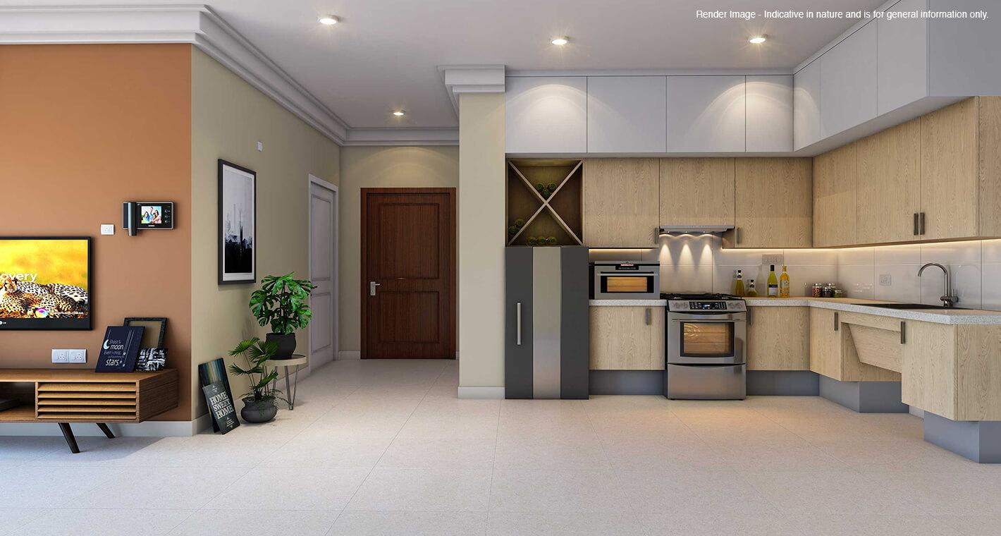 Premium apartments for seniors in Bangalore