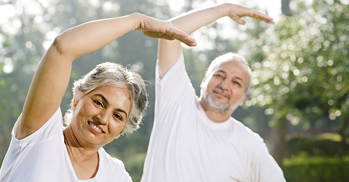 6 Steps to Healthy, Happy Ageing