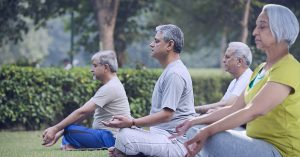 Facilities offered in retirement home in India