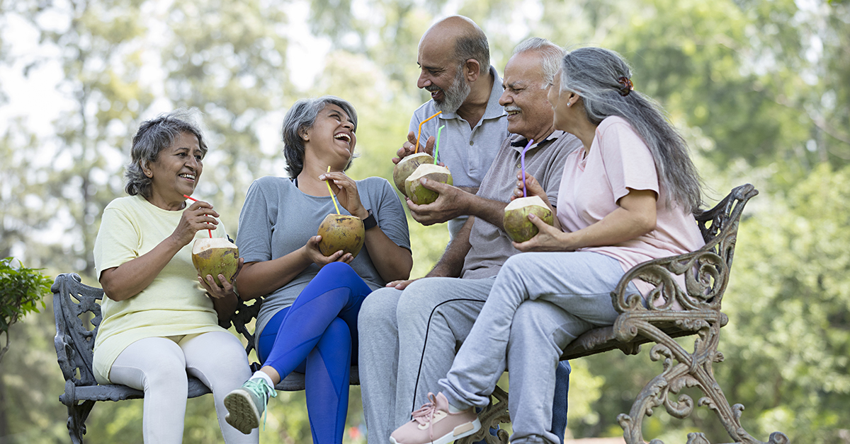 Happiness Tips for Seniors Living in Community Living Facility