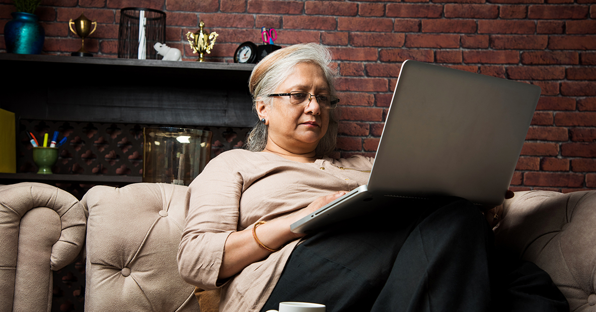 How to Spot an Online Scam? Tips from a Senior Citizen Home in Chennai
