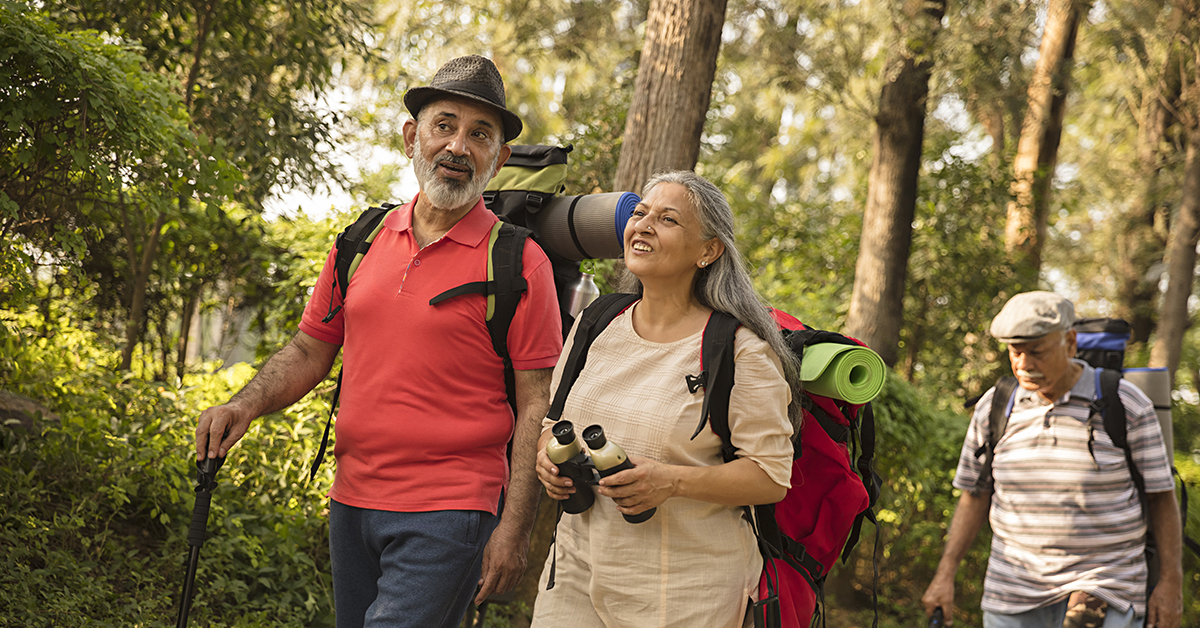 Tips for seniors to make their road trip a smooth one