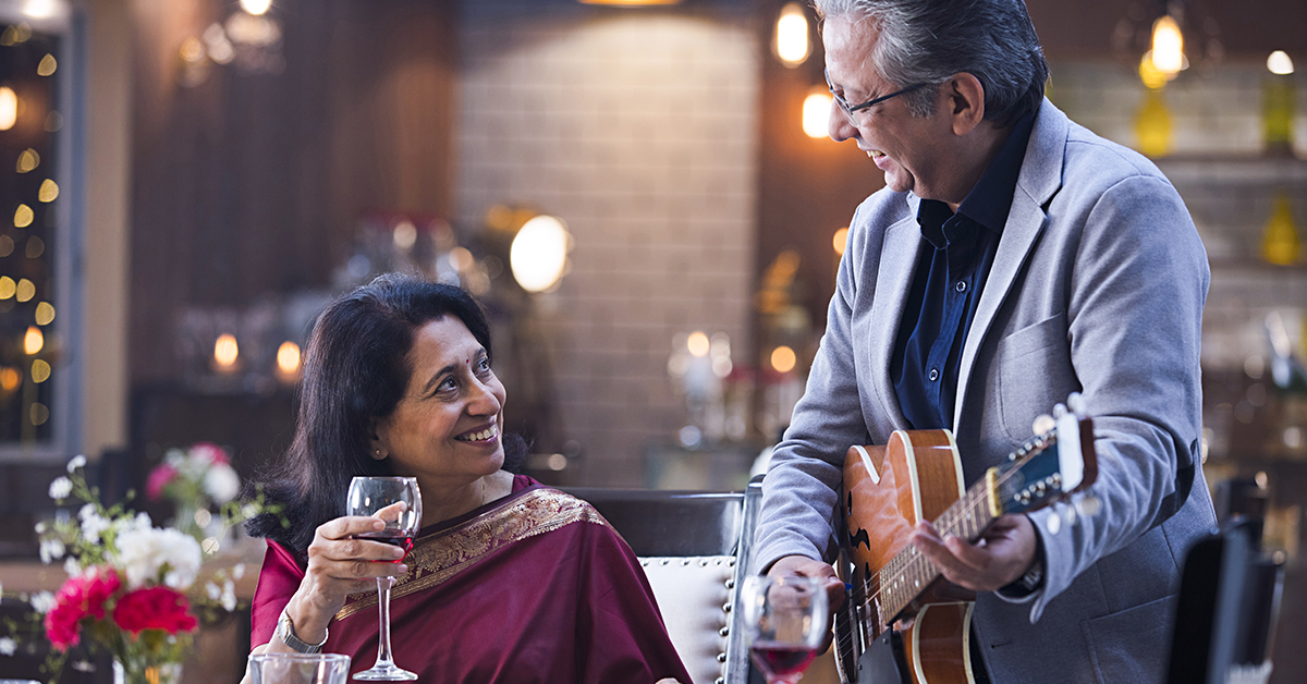 How Can Music Benefit Seniors Living in Retirement Homes in India?