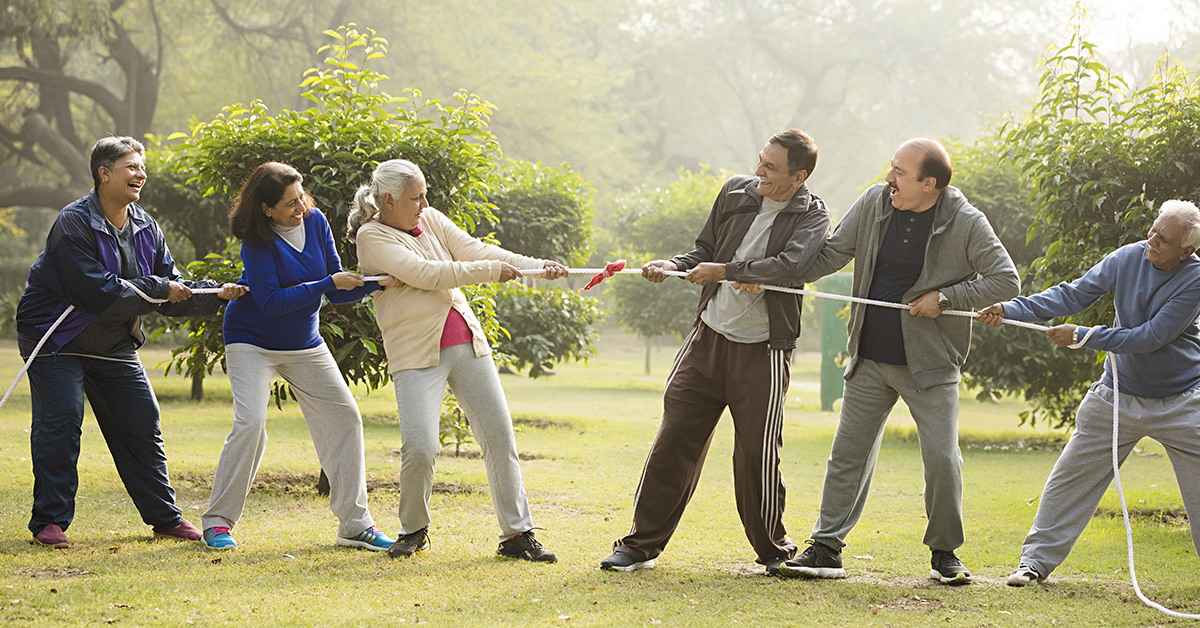 How senior living communities are helping seniors live healthy and active lives