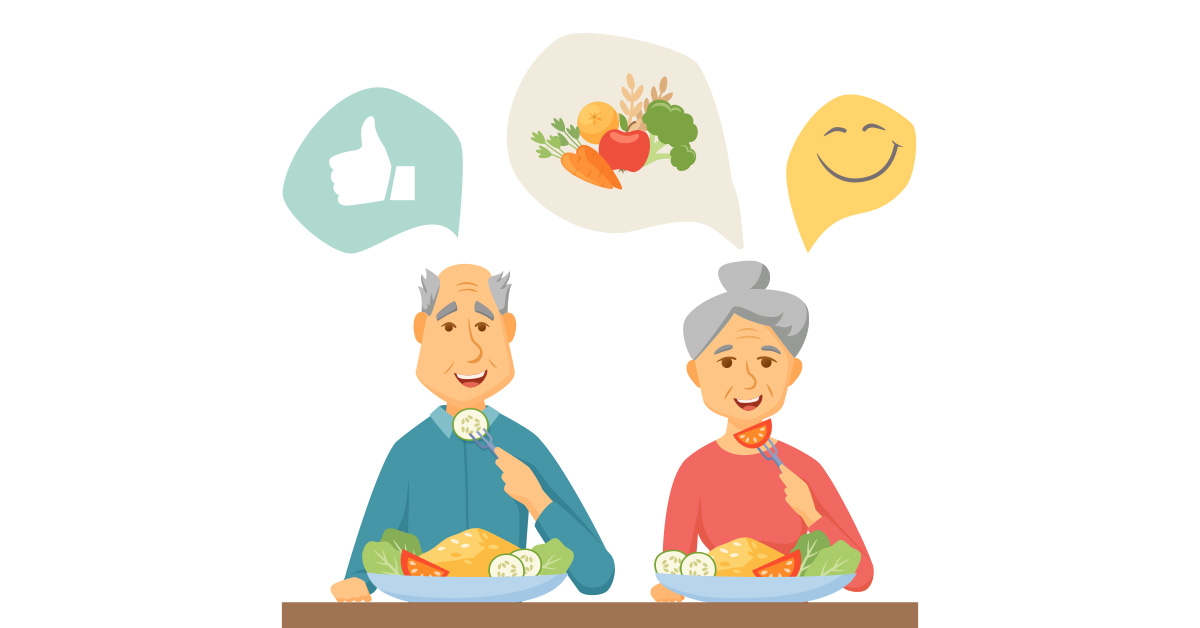 5 Ways to Eat Healthy During Holidays - Tips for Seniors