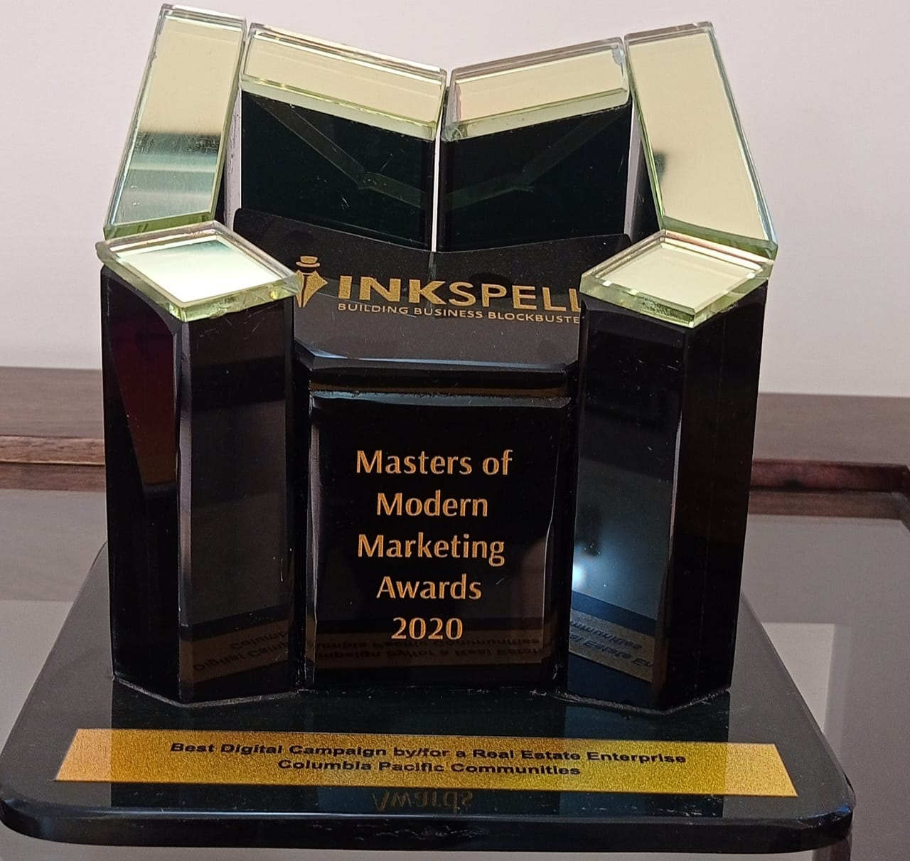 Columbia Pacific Communities bags Masters of Modern Marketing Awards 2020