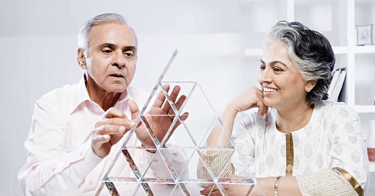 Retirement life: the first move is planning