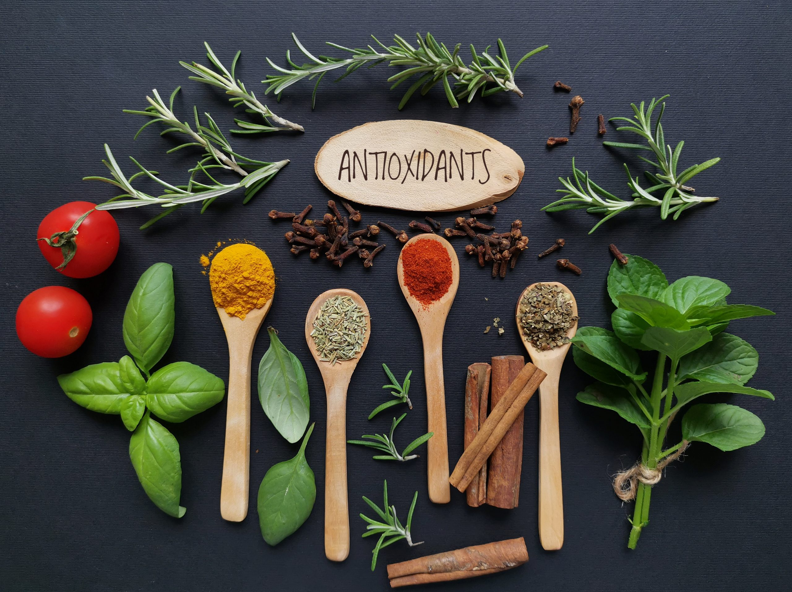 Health benefits of antioxidants
