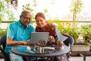 senior living in India
